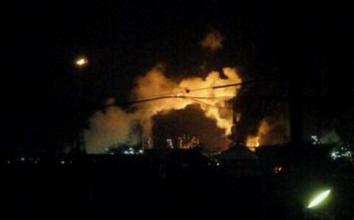 工場プラント爆発事故をソーシャルメディアはどう伝えたか?