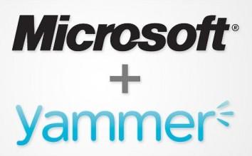 Yammerだけではないマイクロソフトのエンタープライズソーシャル戦略とは