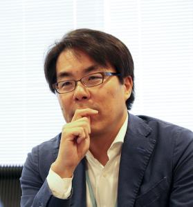 弥生 代表取締役社長 岡本浩一郎氏