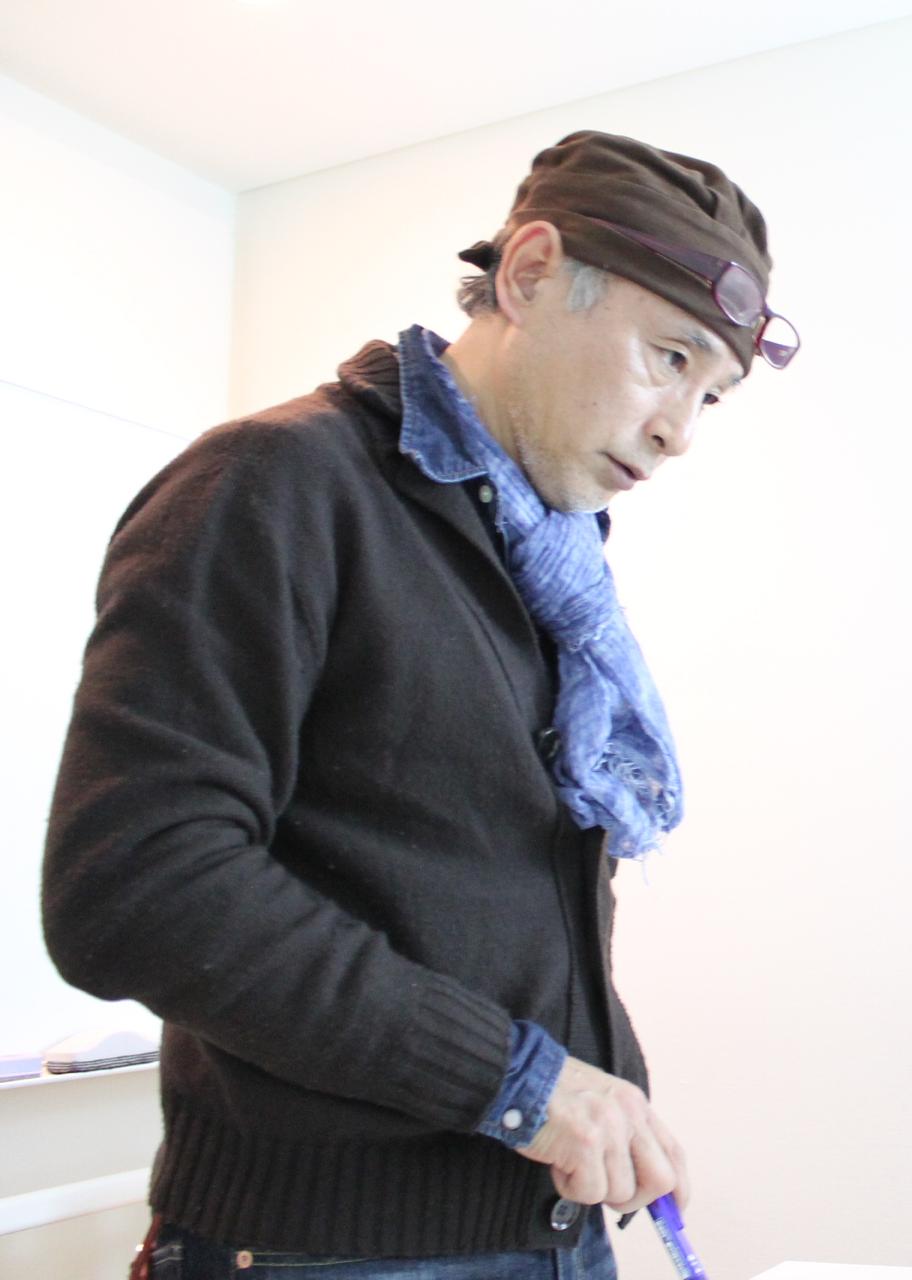 浅井浩一氏